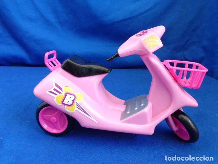 Muñecas Lesly y Barriguitas: BARRIGUITAS - MOTO VESPA ORIGINAL BARRIGUITAS! SM - Foto 2 - 212474016