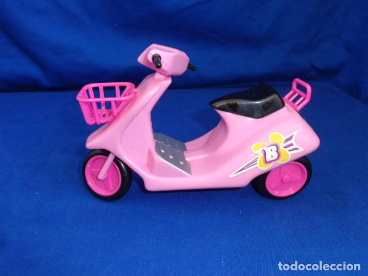 Muñecas Lesly y Barriguitas: BARRIGUITAS - MOTO VESPA ORIGINAL BARRIGUITAS! SM - Foto 6 - 212474016