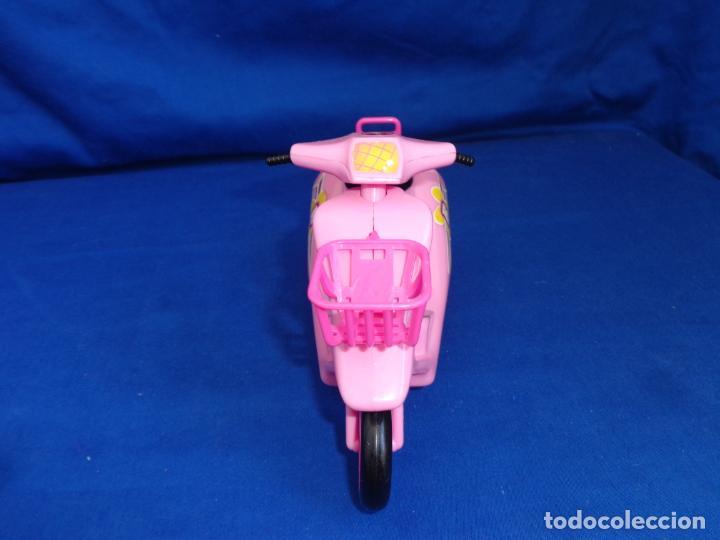 Muñecas Lesly y Barriguitas: BARRIGUITAS - MOTO VESPA ORIGINAL BARRIGUITAS! SM - Foto 7 - 212474016