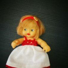 Muñecas Lesly y Barriguitas: BARRIGUITA PIERNAS RECTAS MUÑECA DE FAMOSA. Lote 213025758