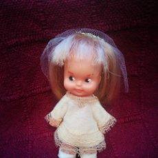 Muñecas Lesly y Barriguitas: MINI BARRIGUITA-MINIBARRIGUITA-TIN TAN DE COMUNIÓN MUÑECA DE FAMOSA. Lote 213132950