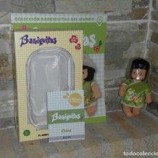 Muñecas Lesly y Barriguitas: BARRIGUITAS DEL MUNDO CHINA REEDICIÓN. Lote 214041426