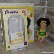 Muñecas Lesly y Barriguitas: BARRIGUITAS DEL MUNDO BRASILEÑA REEDICION. Lote 214054936
