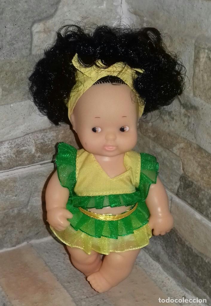 Muñecas Lesly y Barriguitas: Barriguitas del Mundo Brasileña Reedicion - Foto 2 - 214054936