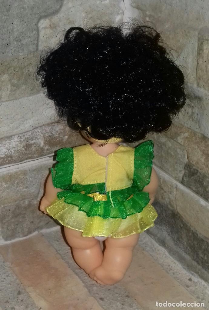 Muñecas Lesly y Barriguitas: Barriguitas del Mundo Brasileña Reedicion - Foto 3 - 214054936