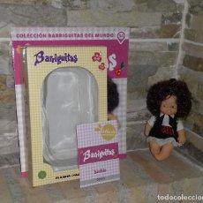Muñecas Lesly y Barriguitas: BARRIGUITAS DEL MUNDO SERBIA REEDICION. Lote 214055078