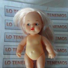 Muñecas Lesly y Barriguitas: MUÑECA BARRIGUITA PELO LARGO RUBIO FAMOSA. Lote 214159483