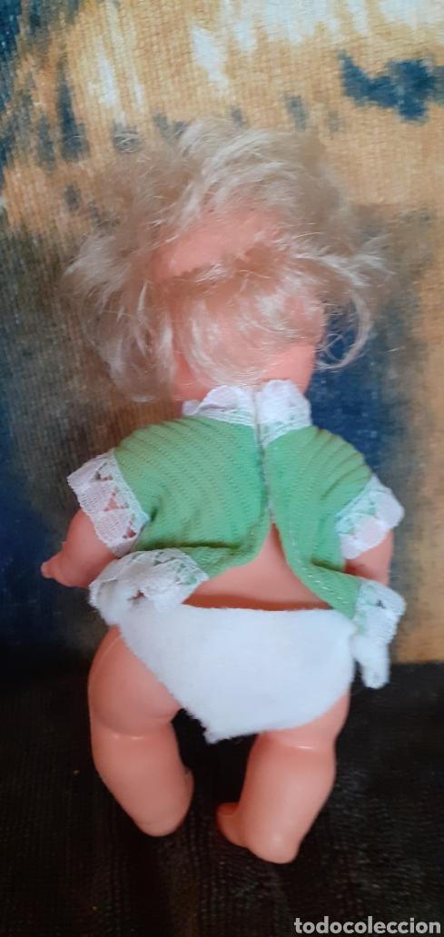 Muñecas Lesly y Barriguitas: MUÑECA DE BB CON JERSEY DE FAMOSA TIPO BARRIGUITAS - Foto 4 - 214295916