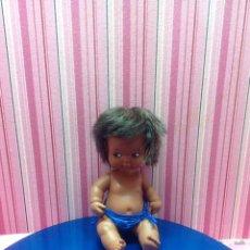 Muñecas Lesly y Barriguitas: BARRIGUITAS NEGRA AÑOS 70. Lote 214899837