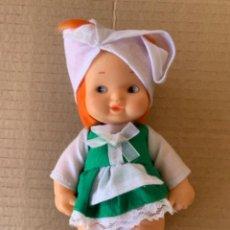 Muñecas Lesly y Barriguitas: MUÑECAS BARRIGUITA DE FAMOSA. Lote 215720437