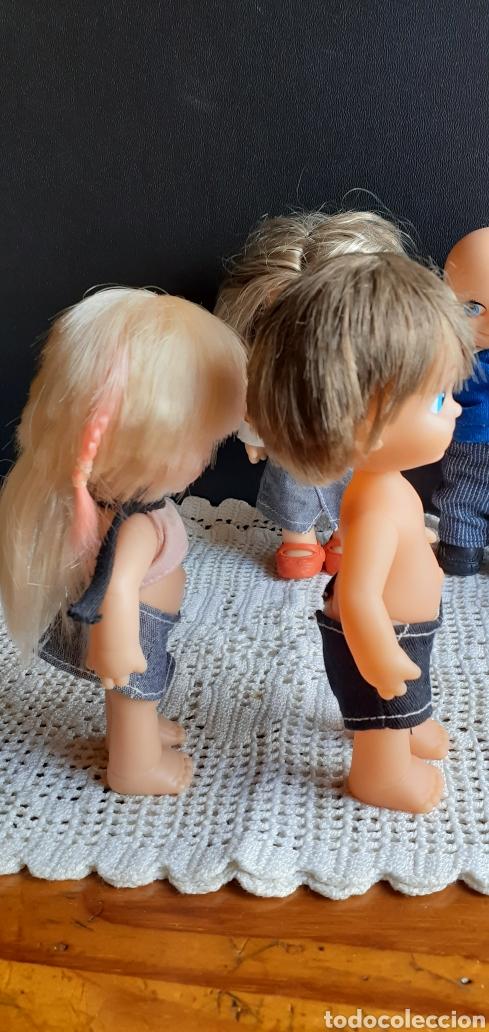 Muñecas Lesly y Barriguitas: LOTE DE BARRIGUITAS NEW LOS ABUELOS CON LOS NIETOS DE FAMOSA - Foto 12 - 215744947