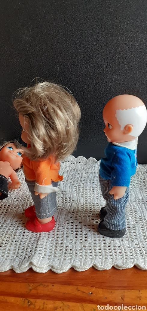 Muñecas Lesly y Barriguitas: LOTE DE BARRIGUITAS NEW LOS ABUELOS CON LOS NIETOS DE FAMOSA - Foto 14 - 215744947