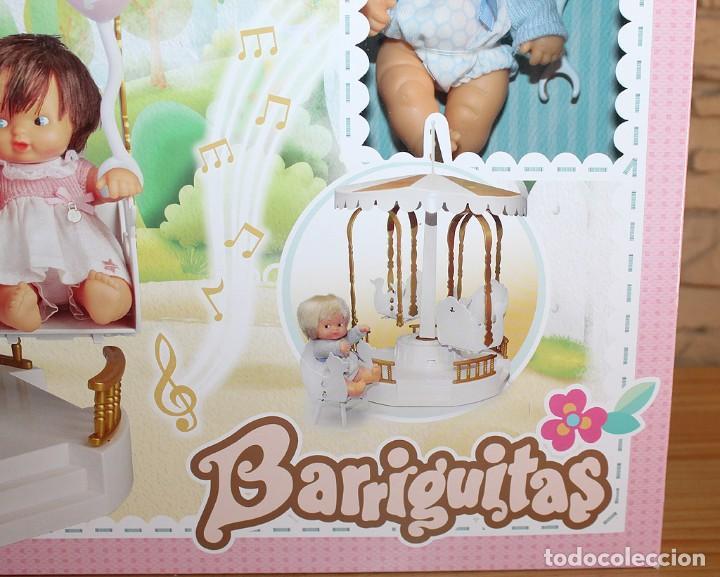 Muñecas Lesly y Barriguitas: EL CARRUSEL DE LAS BARRIGUITAS DE SIEMPRE, DE FAMOSA. REEDICIÓN 2020. NUEVO. NO SE ACEPTAN OFERTAS - Foto 4 - 215776020