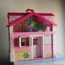 Muñecas Lesly y Barriguitas: CASITA CASA MALETÍN BARRIGUITAS VER FOTOS FAMOSA. Lote 215826223