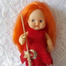 Muñecas Lesly y Barriguitas: BARRIGUITAS BRUJA-FAMOSA 97 NUCA. Lote 216680068