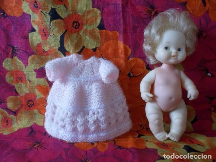 Muñecas Lesly y Barriguitas: BARRIGUITAS ANTIGUA CON AGUJERO EN LA CABEZA-97 FAMOSA-AÑOS 70 - Foto 6 - 217129432