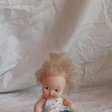 Muñecas Lesly y Barriguitas: MUÑECA BARRIGUITAS DE FAMOSA 97 CON SU VESTIDO ORIGINAL. Lote 217608143