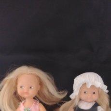 Muñecas Lesly y Barriguitas: BARRIGUITAS CENICIENTA. Lote 217808361