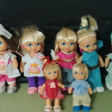 Muñecas Lesly y Barriguitas: LOTE DE 9 BARRIGUITAS ULTIMA GENERACION. Lote 217864437