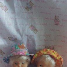 Muñecas Lesly y Barriguitas: 2 BARRIGUITAS MINI 12 CM.. Lote 218016363