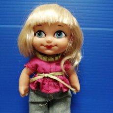 Muñecas Lesly y Barriguitas: MUÑECA BARRIGUITAS DE FAMOSA 1998. Lote 218017495
