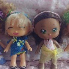 Muñecas Lesly y Barriguitas: 4 BARRIGUITAS NEW. Lote 218026310