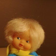 Muñecas Lesly y Barriguitas: BARRIGUITAS INVIERNO. Lote 218247191