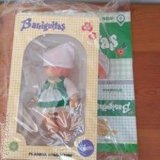 Bambole Lesly e Barriguitas: BARRIGUITAS COLECCIÓN DEL MUNDO N.9. NUEVA!. Lote 218310035