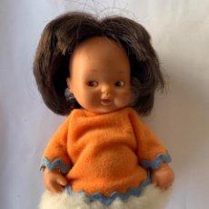 Muñecas Lesly y Barriguitas: MUÑECAS BARRIGUITA DE FAMOSA. Lote 218442300