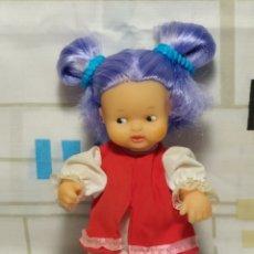 Muñecas Lesly y Barriguitas: BONITA BARRIGUITA VESTIDA. Lote 218733477