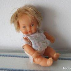 Muñecas Lesly y Barriguitas: BARRIGUITAS RETOÑO NIÑO DE FAMOSA AÑO 89. Lote 218759273