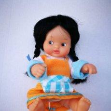 Muñecas Lesly y Barriguitas: BARRIGUITA DEL MUNDO SICILIA MUÑECA DE FAMOSA. Lote 218804246