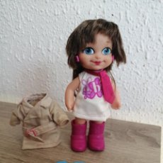 Muñecas Lesly y Barriguitas: MUÑECA BARRIGUITAS COMPLETA SIN JUGAR. Lote 218990407