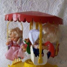 Muñecas Lesly y Barriguitas: TIOVIVO BARRIGUITAS. Lote 219029701