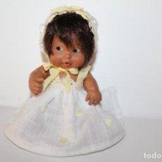 Muñecas Lesly y Barriguitas: BARRIGUITAS BESITOS NEGRO DE FAMOSA - AÑOS 80. Lote 219874623