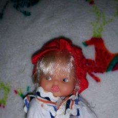 Muñecas Lesly y Barriguitas: PRECIOSA BARRIGUITAS LAPONIA CON TRAJE ORIGINAL. Lote 220060661