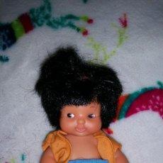 Muñecas Lesly y Barriguitas: PRECIOSA BARRIGUITAS INDONESIA CON TRAJE ORIGINAL. Lote 220060782