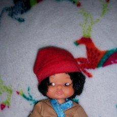 Muñecas Lesly y Barriguitas: PRECIOSA BARRIGUITAS TIBET CON TRAJE ORIGINAL. Lote 220061551