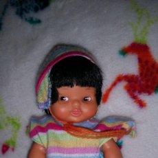 Muñecas Lesly y Barriguitas: PRECIOSA BARRIGUITAS PERU CON TRAJE ORIGINAL. Lote 220062447