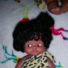 Muñecas Lesly y Barriguitas: PRECIOSA BARRIGUITAS KENIA CON TRAJE ORIGINAL. Lote 220063397