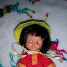 Muñecas Lesly y Barriguitas: PRECIOSA BARRIGUITAS CHINA CON TRAJE ORIGINAL. Lote 220063695