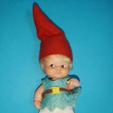 Muñecas Lesly y Barriguitas: ANTIGUA BARRIGUITAS -MUÑECA- ORIGINAL- - VER DETALLES. Lote 220707000