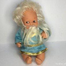 Muñecas Lesly y Barriguitas: MUÑECA BARRIGUITAS ENANO GNOMO DEL BOSQUE. Lote 221300483