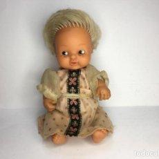 Muñecas Lesly y Barriguitas: MUÑECA BARRIGUITAS CON PECAS. Lote 221301088
