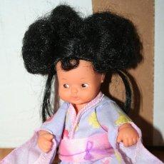 Muñecas Lesly y Barriguitas: MUÑECA BARRIGUITAS GEISHA. Lote 221890548
