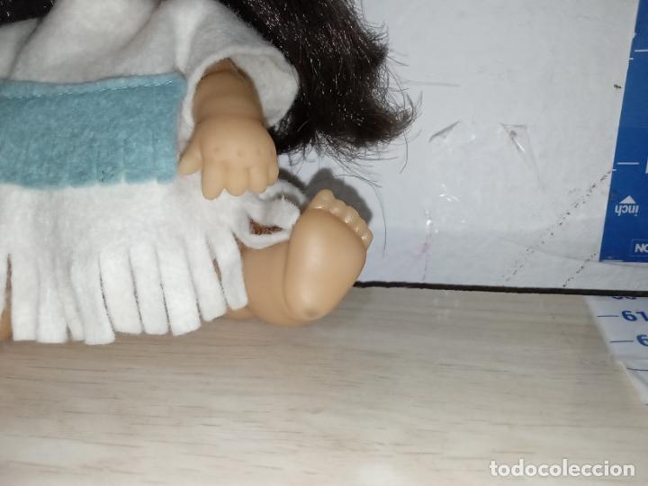 Muñecas Lesly y Barriguitas: Muñeca barriguitas barriguita nube blanca india - Foto 5 - 222045553