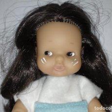 Muñecas Lesly y Barriguitas: MUÑECA BARRIGUITAS BARRIGUITA NUBE BLANCA INDIA. Lote 222045553