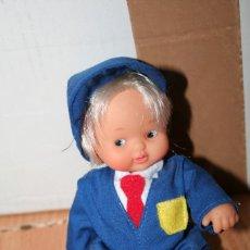 Muñecas Lesly y Barriguitas: MUÑECO BARRIGUITAS COLEGIO. Lote 222106581