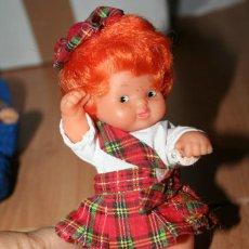 Muñecas Lesly y Barriguitas: MUÑECO BARRIGUITAS MUÑECA ESCOCES. Lote 222106772
