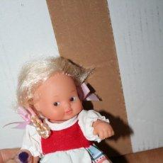 Muñecas Lesly y Barriguitas: MUÑECO BARRIGUITAS MUÑECA. Lote 222106826